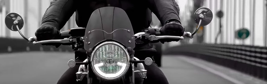 Bar End Mirrors and Handle Bar Accessories for Motorcycles