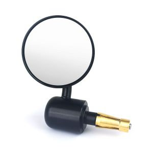 Streetfighter Bar End Mirrors - Black