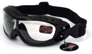 Bobster Night Hawk OTG Goggles - Clear