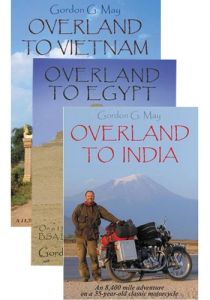 Overland Series Bundle - A Gordon. G. May Book