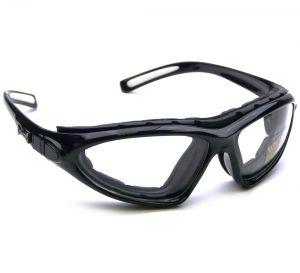 Chopper Goggles - Clear