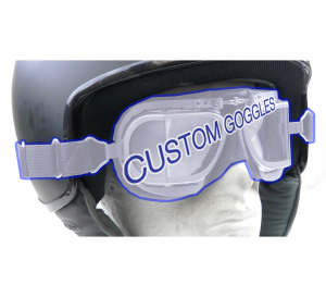 Custom Compact Goggle - Create Your Own
