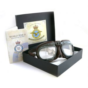 Royal Air Force Fighter Command WW2 Replica Goggle