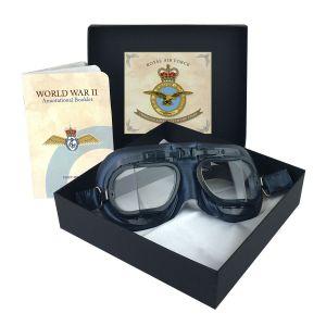 Royal Air Force Fleet Air Arm WW2 Replica Goggle