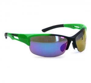 X Loop Sunglasses - Green