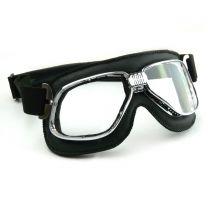 Nannini Motorcycle Biker Goggles