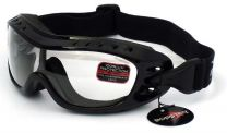 Bobster Night Hawk OTG motorcycle goggles