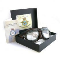 Mark 8 RAF Fighter Command WW2 Pilot Goggles
