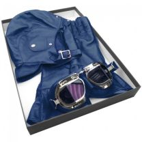 Halcyon Leather Box Set Blue