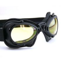 Nannini Hot Rod Motorcycle Italian Goggles