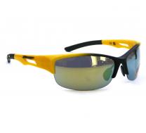 X Loop Sunglasses - Yellow