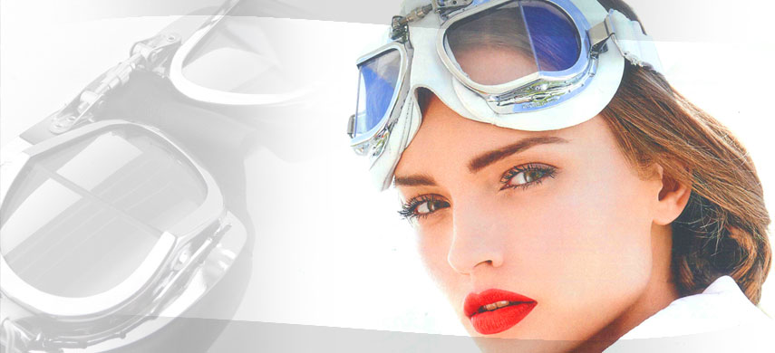 Halcyon Classic Goggles