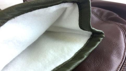 Fleece Linged Gauntlets