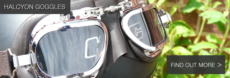 Classic Goggles by Halcyon Manufacturing Ltd